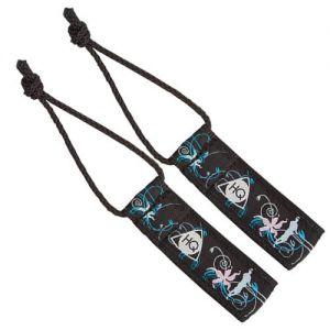 HQ Finger Straps Art Deco 24 mm