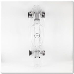 PENNYBOARD LED TRANSPARENT